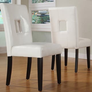 White Kitchen & Dining Room Chairs For Less | Overstock