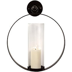 Argento Infinity Wall Candle Holder