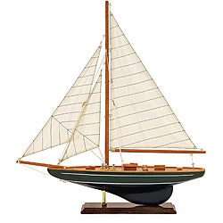 Regent Small Emerald Isle Sailboat