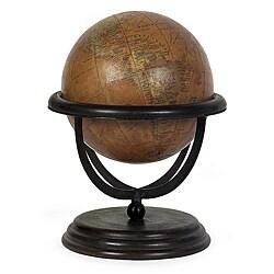 Argento Medium Conquistador Globe