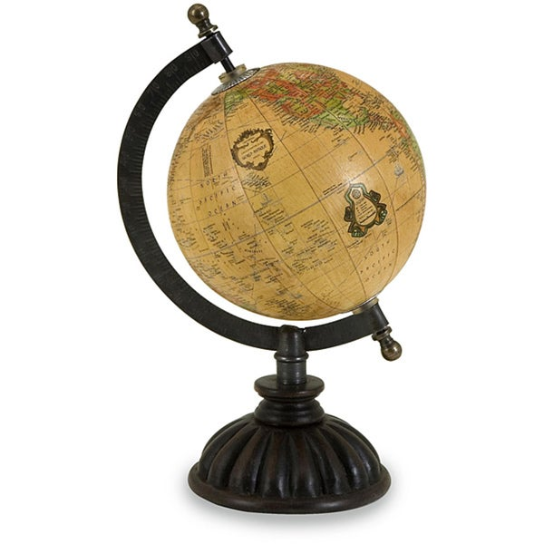 Argento Antique Settlers Desk Globe - Shop Argento Antique Settlers Desk Globe - Free Shipping Today