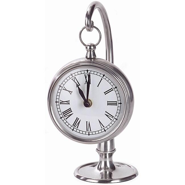Brass Regent Hanging Clock