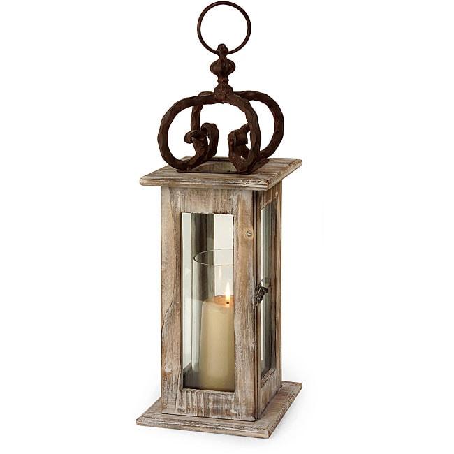 Old Spanish Mission Padre Lantern