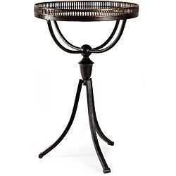 Argento Tri-footed Table