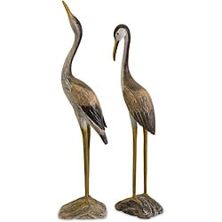 Set of 2 Regent Coastal Classic Follow Me Birds