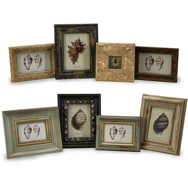 Assorted Regent Uncovered Treasures 8-piece Frame Set - Thumbnail 0