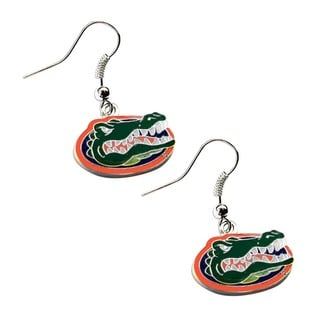 Florida Gators Dangle Logo Earrings