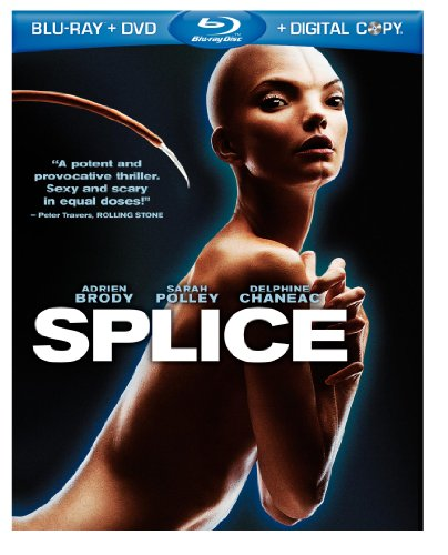 Splice (Blu-ray/DVD)