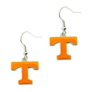 Tennessee Volunteers Dangle Logo Earrings