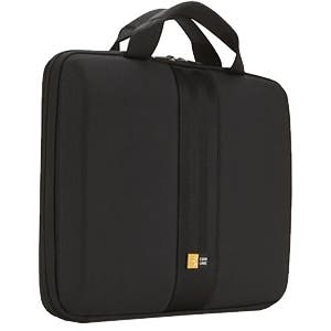"Case Logic QNS-111 BLACK Carrying Case (Sleeve) for Apple 12"" Chromebook, MacBook Air - Black"