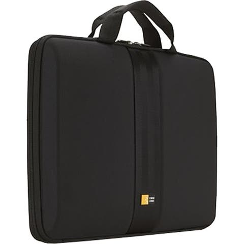 "Case Logic QNS-113 BLACK Carrying Case (Sleeve) for 13.3"" Notebook - Black"