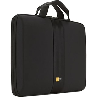 "Case Logic QNS-113 Carrying Case (Sleeve) for 13.3"" Notebook - Black"