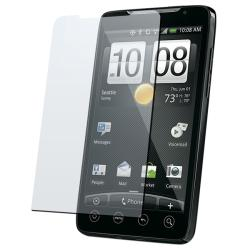 INSTEN Anti-scratch Screen Protector for HTC EVO 4G - Thumbnail 1