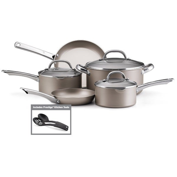 Farberware Nonstick 10-piece Cookware Set