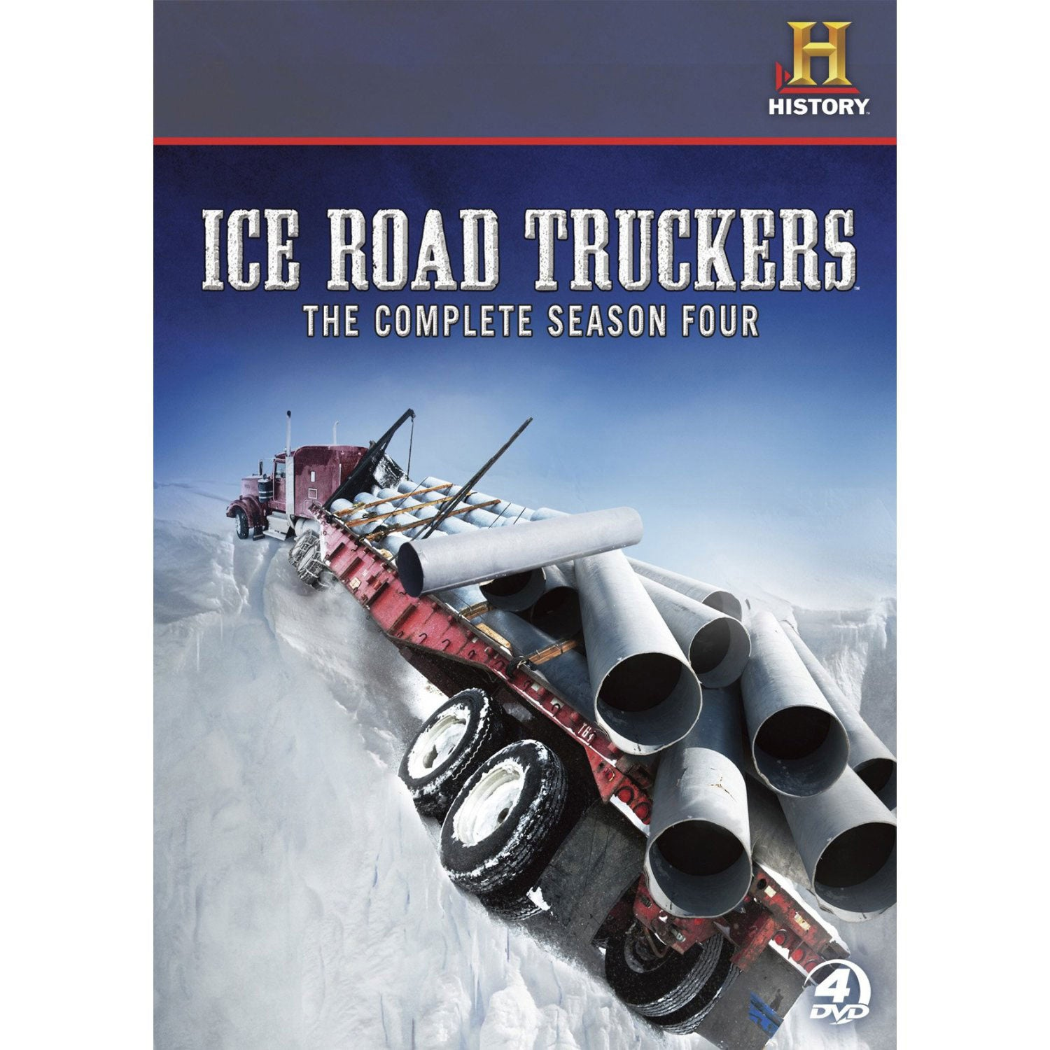 Ice Road Truckers: The Complete Season 4 (DVD)