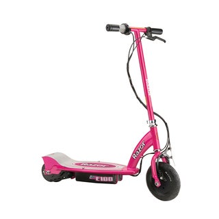 Razor Pink E100 Electric Scooter (Option: Pink)