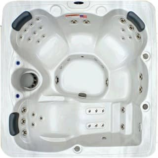 2 person corner hot tub. Home and Garden 5 person 51 jet Spa with Stainless Jets Ozone Included Hot Tubs  Spas For Less Overstock com