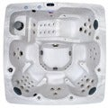 Home and Garden Spas 5-person 104-jet Hot Tub