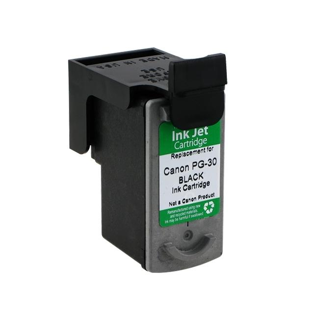 Insten PG30 Black Ink Cartridge for Canon PIXMA iP1800/ MP140/ MP190/ MX300/ MX310