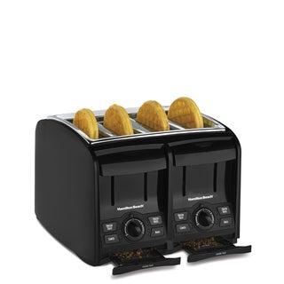 Hamilton Beach 24121 PerfectToast 4-slice Toaster