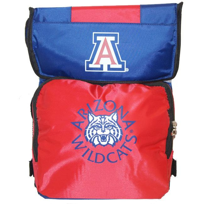 North Pole Arizona Wildcats 18-can Cooler