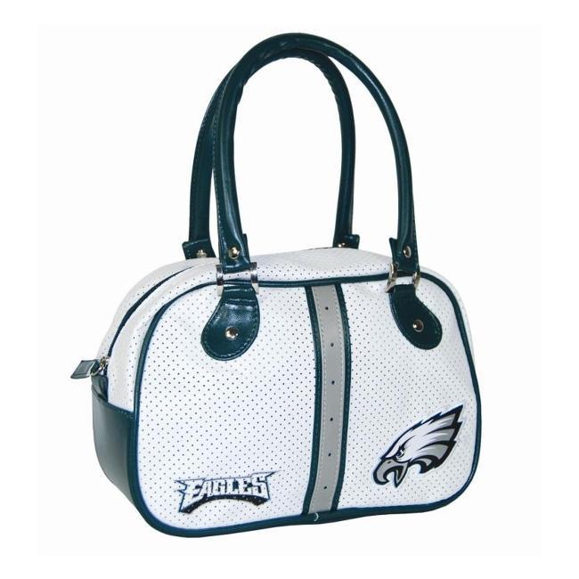 Concept One Philadelphia Eagles Bowler Bag