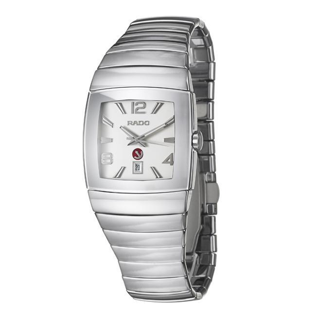 Rado Men's 'Sintra' Water-Resistant Ceramic Date Automatic Watch