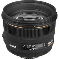 Sigma 50mm F1.4 EX DG HSM for Nikon/ Fuji Lens