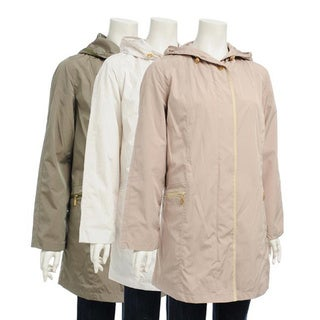 Women's Hooded Zip-front Jacket
