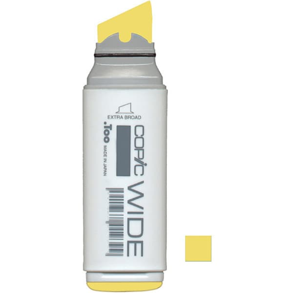Copic Wide Mustard Color Marker
