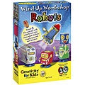 Wind-up Workshop Multicolor Robots Kids' Activity Crafting Kit