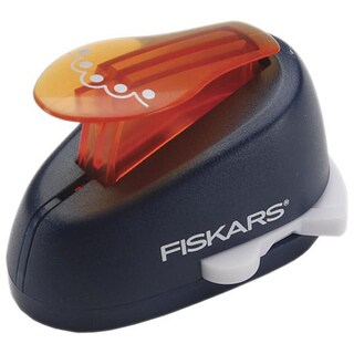 Fiskars Circles Corner Lever Punch