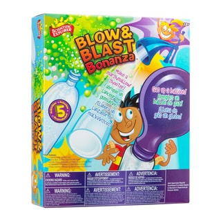 Scientific Explorer Blow & Blast Bonanza