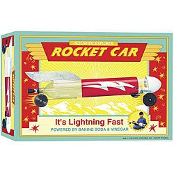 Scientific Explorers Rocket Car Kit