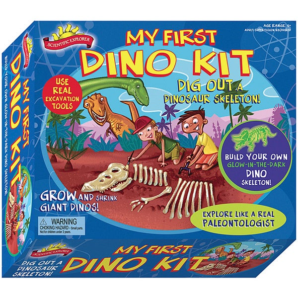 Scientific Explorers My First Dino Kit