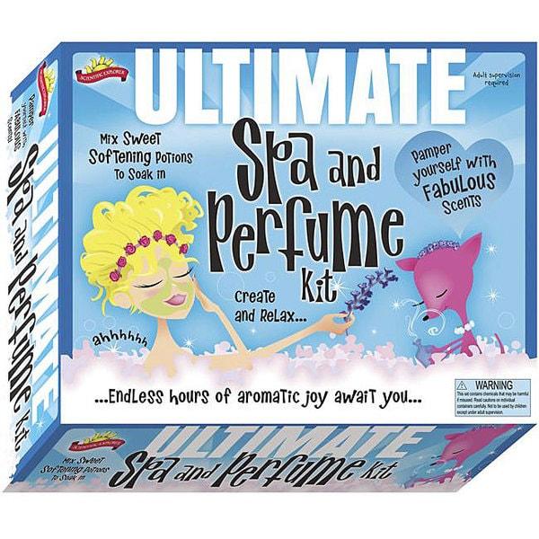 Scientific Explorers The Ultimate Spa/ Perfume Kit