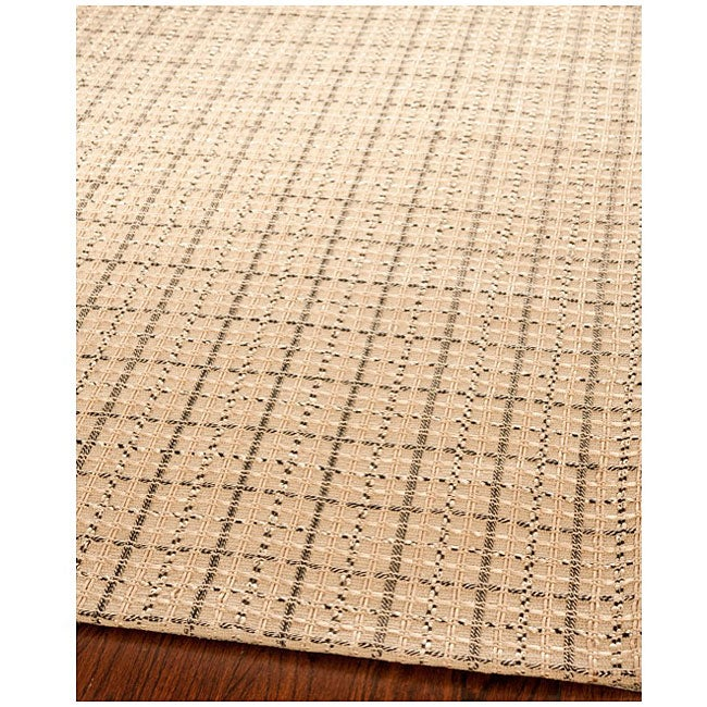 Safavieh Handmade South Hampton Basketweave Beige Rug - 4' x 6'