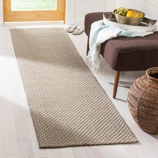 Safavieh Handmade South Hampton Loops Copper Rug (2' x 8')