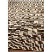 Safavieh Handmade South Hampton Southwest Brown Rug - 8' x 11'