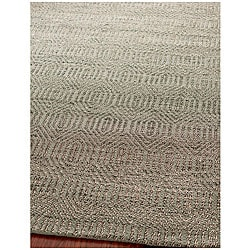 Safavieh Hand-woven South Hampton Southwest Grey Rug (2' x 8')
