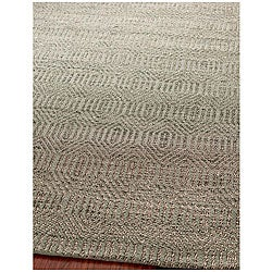 Safavieh Hand-woven South Hampton Southwest Grey Rug (2' x 8')