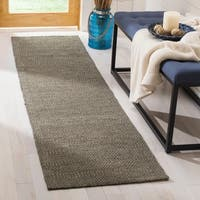 Safavieh Hand-woven South Hampton Southwest Grey Rug - 2' x 8'