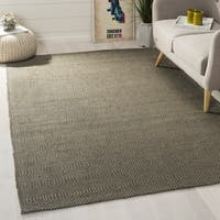 Safavieh Hand-woven South Hampton Southwest Grey Rug - 8' x 11'