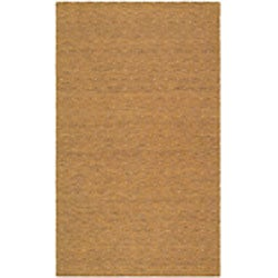 Safavieh Handmade South Hampton Zag Gold Rug (5' x 8') - Thumbnail 1