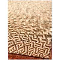 Safavieh Handmade South Hampton Zag Gold Rug - 5' x 8'