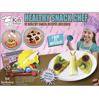 Deluxe  Healthy Snack Chef Kit