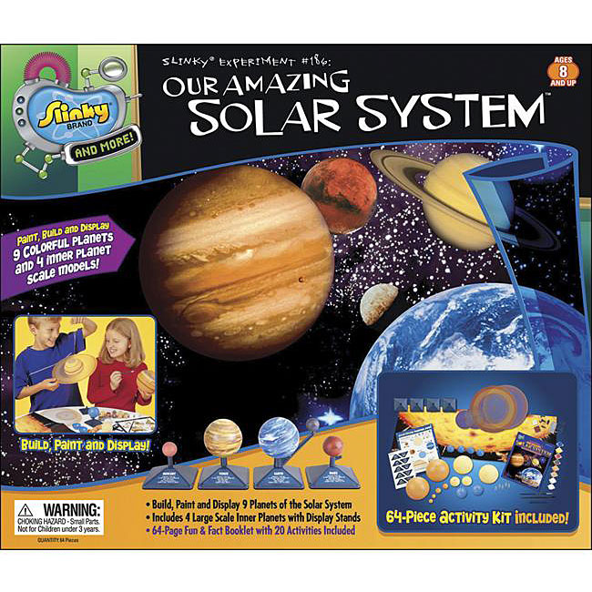 Our Amazing Solar System Kit