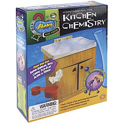 Poof-Slinky Kitchen Chemistry Kit - Thumbnail 0
