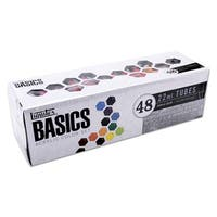 Liquitex Basics Acrylic 48-pc Paint Set