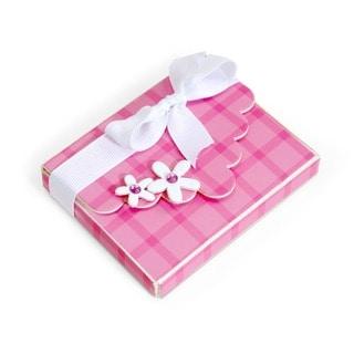 Sizzix 'Box with Scallop Flap & Flowers' ScoreBoards XL Die